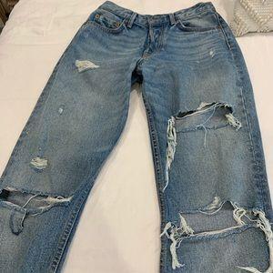 GRLFRND  Karolina jeans